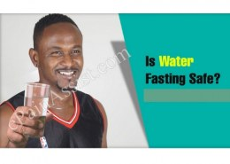 Is water fasting safe?
