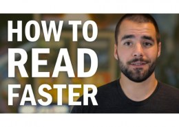 How to read book faster?