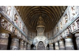In which of the following States are the Ajanta Caves situated?