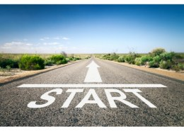 How do you start a journey?
