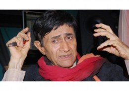 Is Vishal Anand related to Dev Anand?