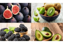 Which fruit has all vitamins and minerals?