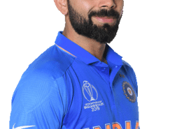Whobis the present captain of Indian cricket team