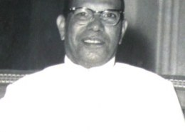 Who is the first president of srilanka