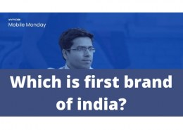 Which is first brand of india