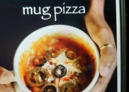 How to make Microwave mug pizza ?