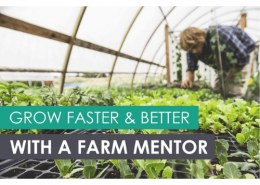 How can I be a better farmer?