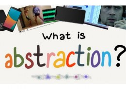 What do you mean by abstraction?