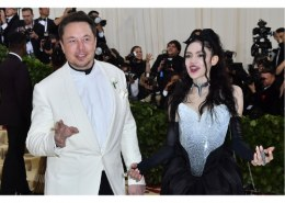 what is the Elon Musk and Grimes welcome a baby?