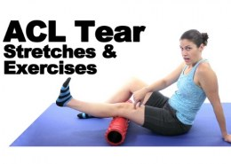 Which is the best physiotherapy centre to recover from ACL injury?