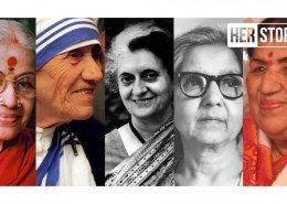 Who is the first woman to receive Bharat Ratna?
