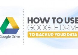How to operate google drive?