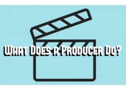 who is a producer?