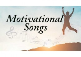 Can you suggest me 5 motivational songs?