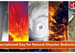 When do we celebrate as International Day for Natural Disaster Reduction?
