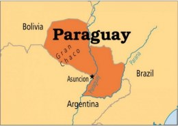 What is the capital of Paraguay?