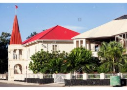 What is the capital of Tonga?