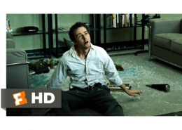 In the 1999 movie Fight Club who acted the main role as schizophrenic office employee?