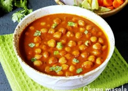 How to make Chana Masala?
