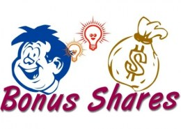 What are bonus shares?