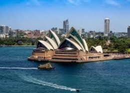 What activities are carried out in Sydney Opera House in Australia?