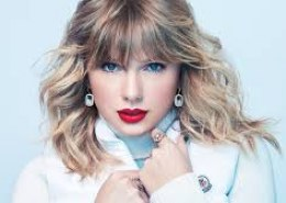 Taylor Swift went on her first headlining tour in support of what album?