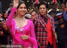 """What was the Name of """"Om Shanti Om"""" When deepika Signed it?"""