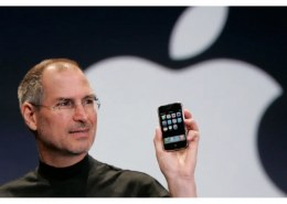 When did apple company launced its first iphone?