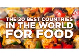 Which is the tastiest food in the world?