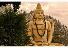 What religion believes in Shiva?