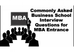 What makes you a suitable candidate for this business school?