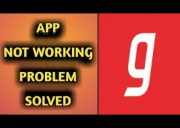 Why Gaana app is not working?