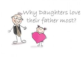 Why do daughters fall in love with their fathers?
