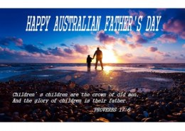 Why is Father's Day different in Australia?