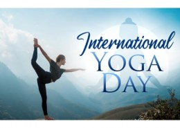 What is the theme set by United Nations for this year International Yoga Day?