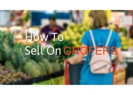 How do I become a seller on Grofers?
