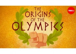 How did Olympic Games begin?