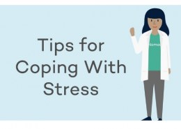 How can I cope with stress?