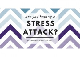 What is a stress attack?