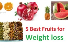 Which fruit is best for weight loss?