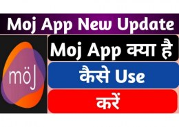 What is the use of Moj App?