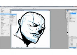 Is it better to draw comics in Photoshop or Illustrator?