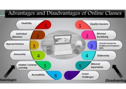What are the weaknesses of Online Learning?