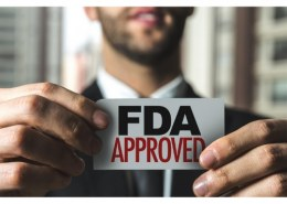 What does FDA approval mean?