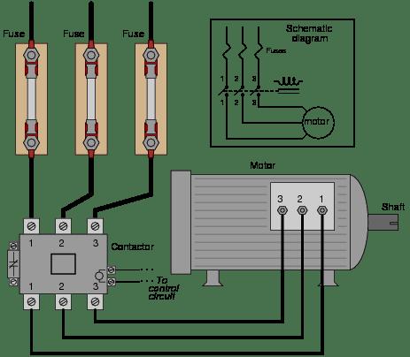 vfd starter wiring diagram sentence diagramming software دائرة كنتكتور