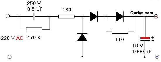 transformerless circuit