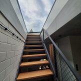 Himmelsicht zur Dachterrasse