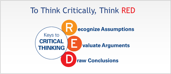 building critical thinking muscle  an l u0026d mandate