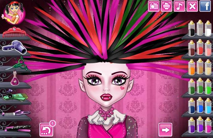 Monster High Games Play Free Games Online