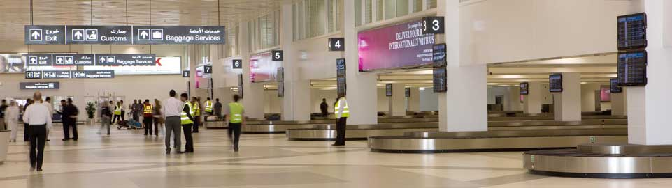 Essay on unexpected arrival at the airport